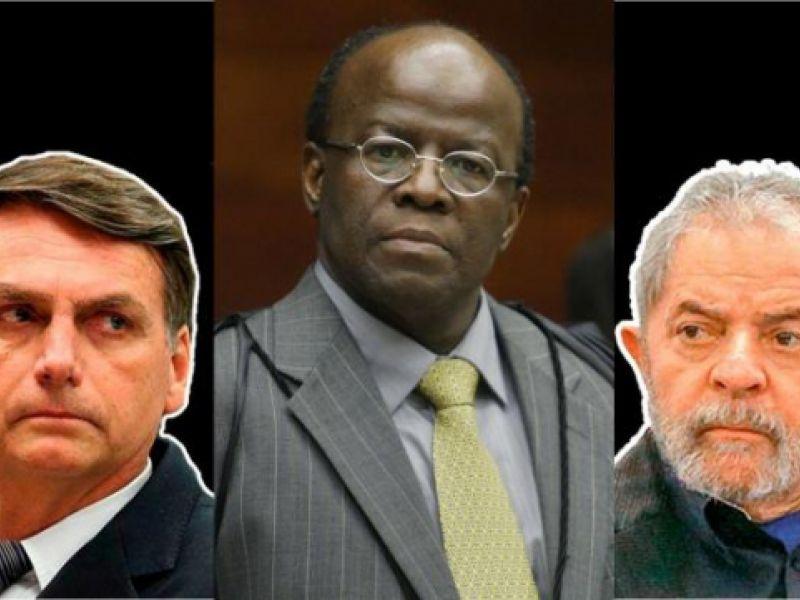 Joaquim Barbosa, Bolsonar ou Lulacorruptus?