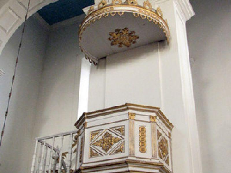 Templos de fé e história