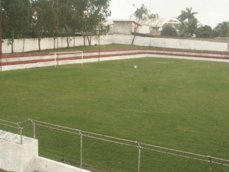Estádio Dr. Alfredo Leahy começa a ganhar novos ares
