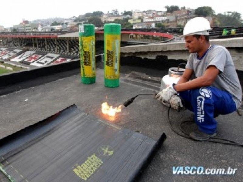 Vasco começa  a reformar o estádio de São Januário