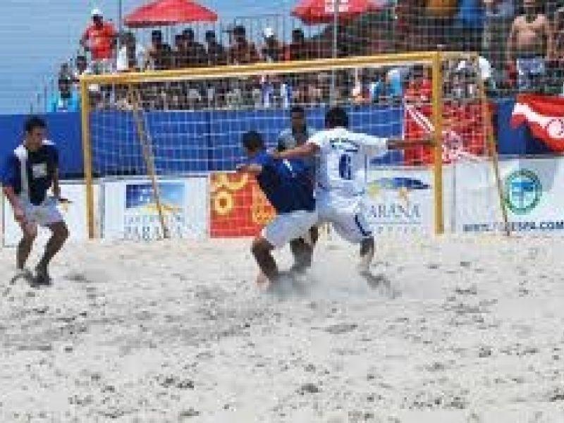 Beach Soccer: Bahia é a campeã da 2ª etapa da Copa Nordeste
