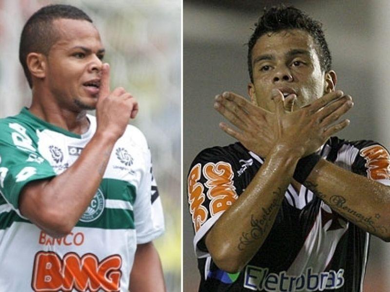 Em São Januário, Vasco e Coritiba começam a decidir a Copa do Brasil