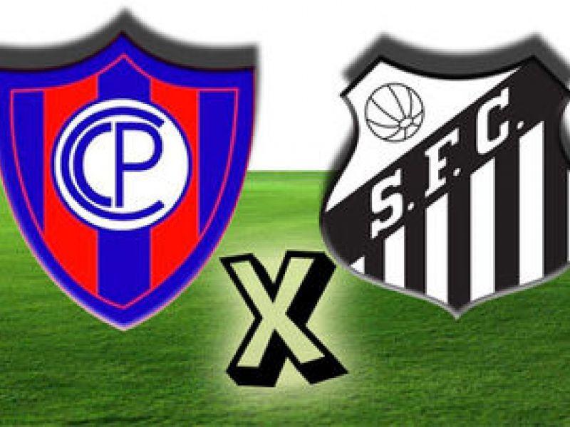 No Paraguai, Santos vai em busca de vaga na final da Libertadores