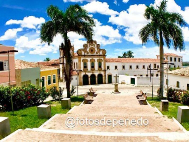 O município de Penedo-AL revelado em fotos