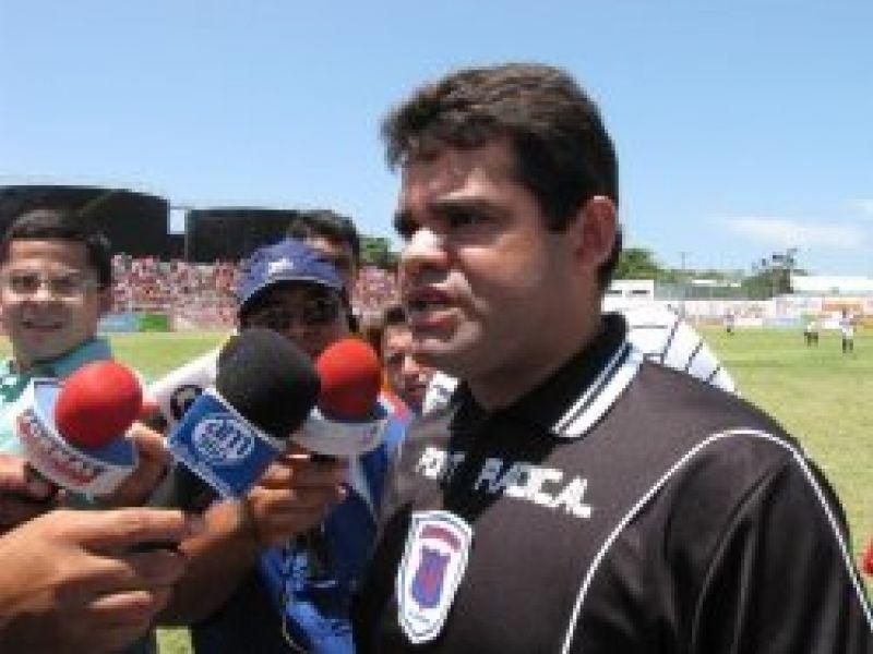 FAF: Sílvio Acioli apitará o jogo do CRB, no Rei Pelé