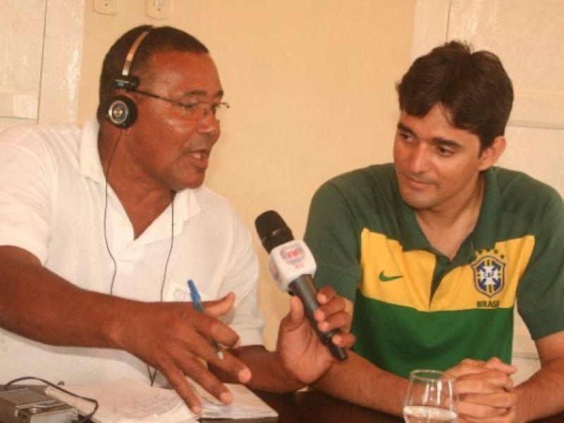 Áudio: Vice-presidente da CBBS acerta detalhes da Copa NE em Penedo