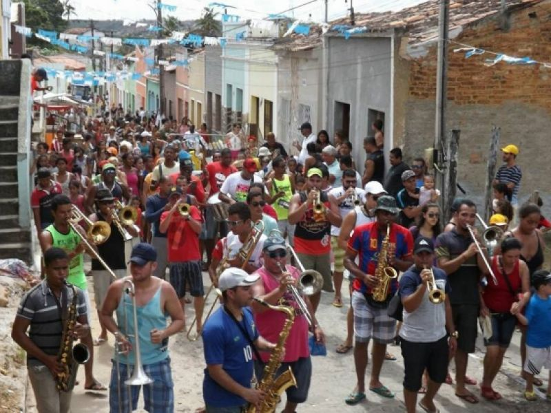 As Ruas Musicais do Penedo-AL