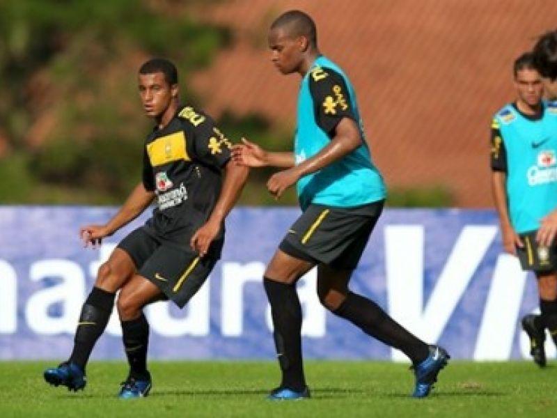 Coletivo da Seleção sub-20 agradou ao técnico Ney Franco