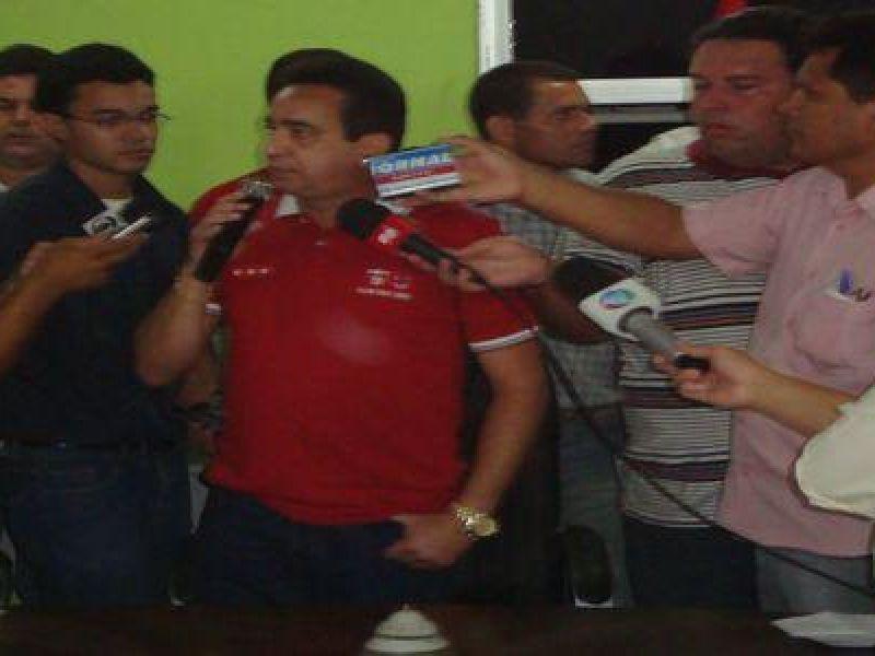 Eleição: Marcos Barbosa é aclamado como novo presidente do CRB