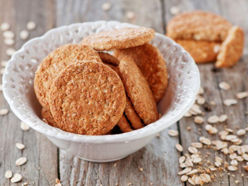 Receita: Biscoito feito em casa e 100% saudável!