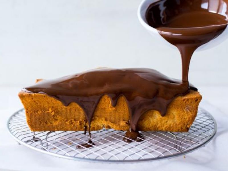 Receita: Calda saudável para bolo!