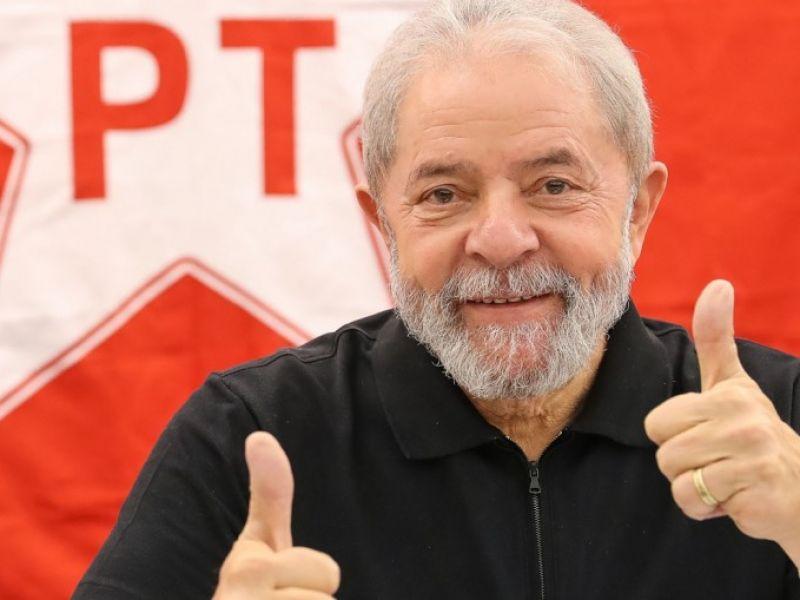 CNT/MDA: Lula segue líder isolado, com aumento das intenções de voto