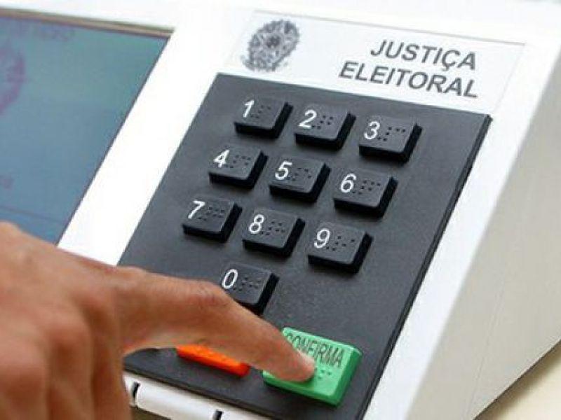 Mudança: eleitor vota primeiro para Deputado Federal neste ano