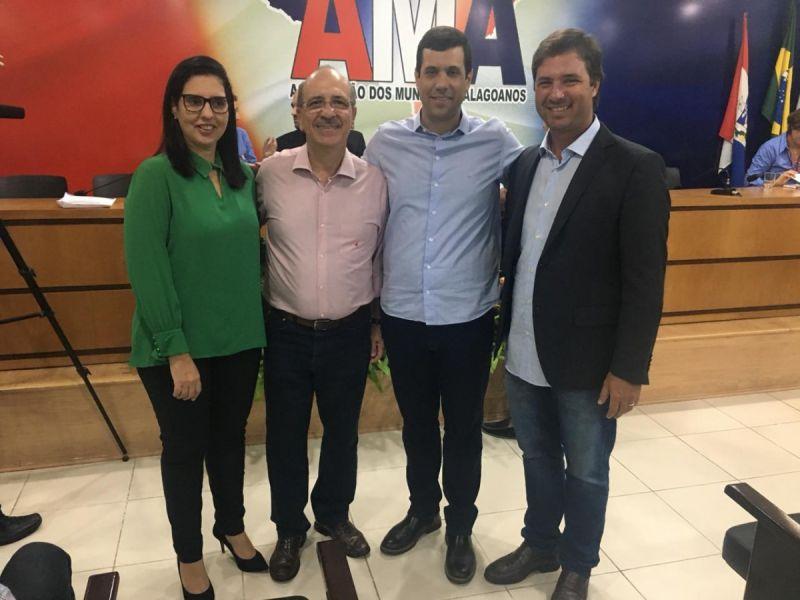 Com direito a voto, Ronaldo Lopes participa da eleição para escolha da nova diretoria da AMA