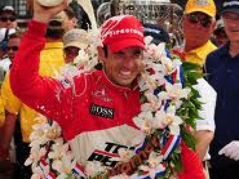 Hélio Castroneves vence mais uma prova da F Indy nos EUA