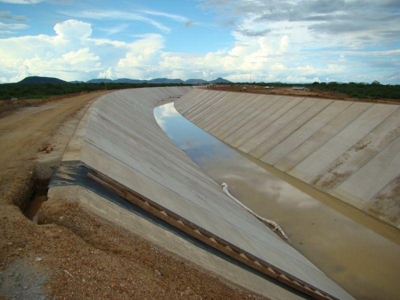 Projeto define usos prioritários das águas da transposição do rio São Francisco