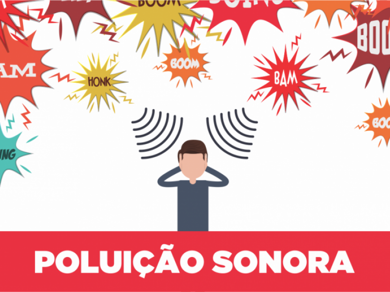 Projeto criminaliza perturbação ambiental por poluição sonora com pena detenção