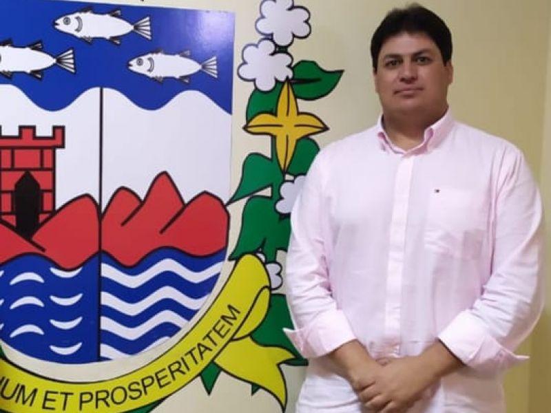 Vereador Eduardo Tenório confirma candidatura a presidência da Uveal