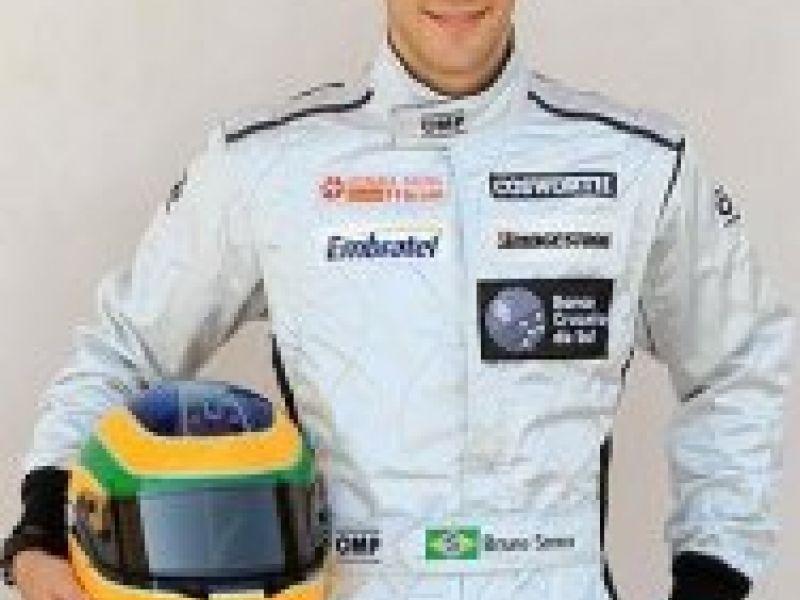 Bruno Senna está fora do GP da Inglaterra