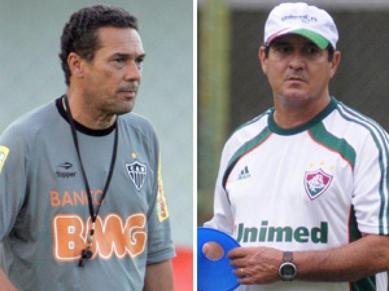 Duelo de técnicos campeões marcará Atlético-MG x Fluminense