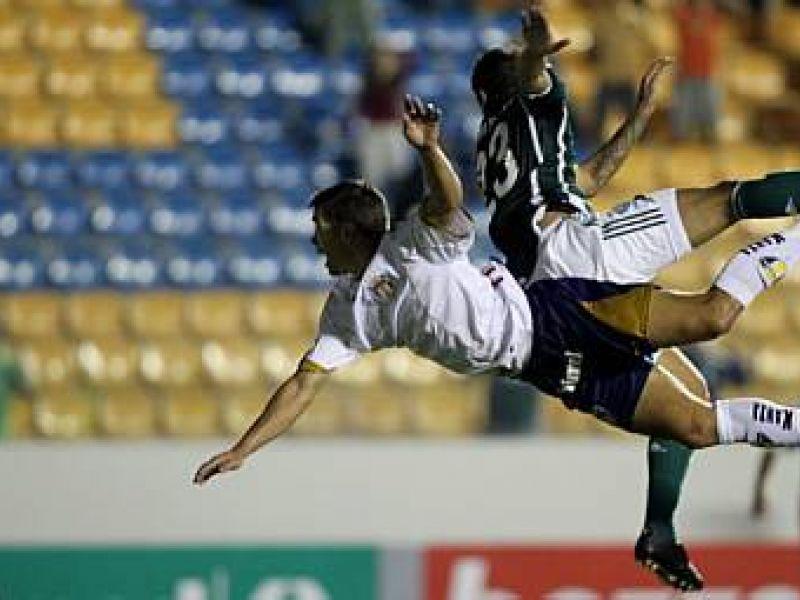 Em partida monótona, Palmeiras só empata com o Prudente