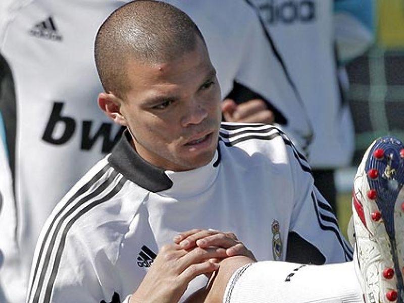 Alagoano Pepe começou a treinar com a Seleção de Portugal