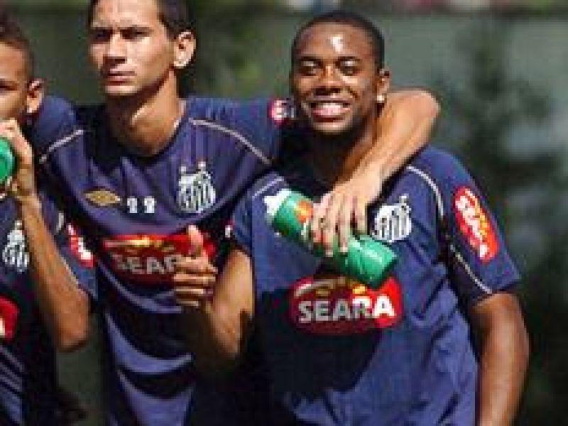 CBF diz que Ganso e Robinho poderão enfrentar o Grêmio