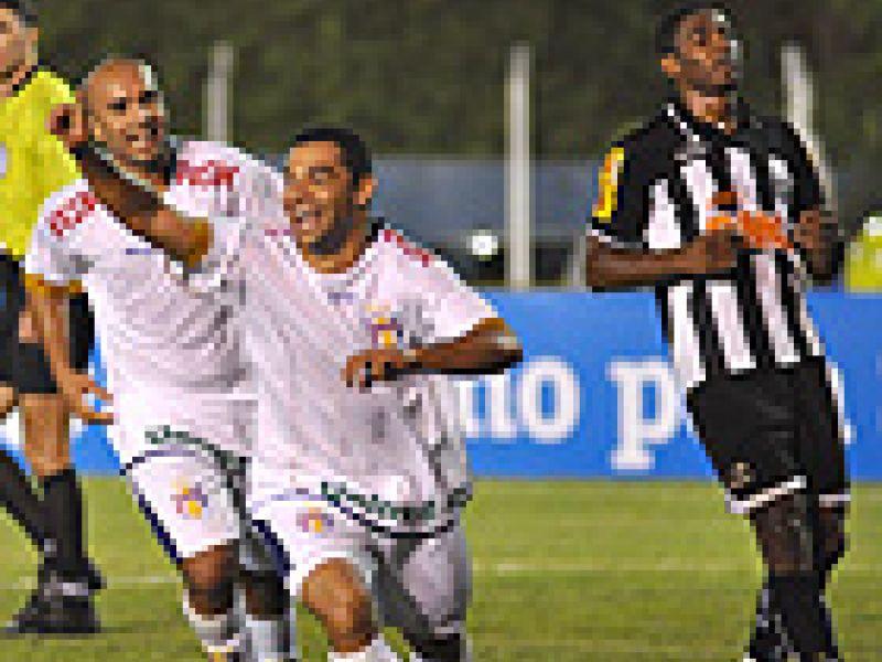 Grêmio Prudente surpreende e goleia o Atlético-MG