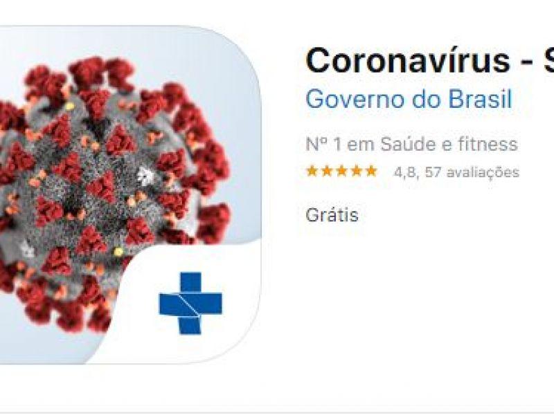 Lançado app  que auxilia na prevenção do Coronavírus-SUS
