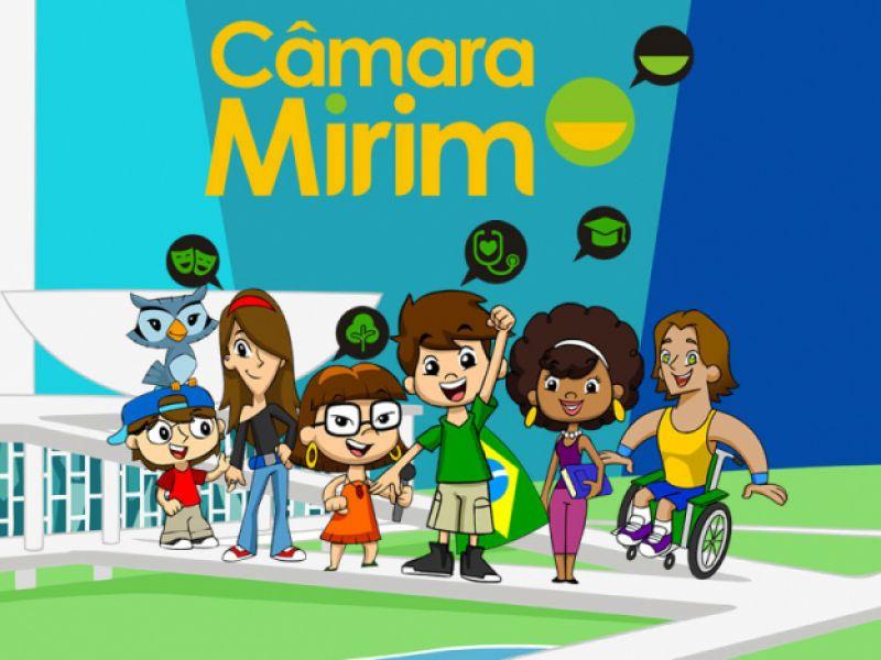 Câmara Mirim 2020 recebe projetos de lei de estudantes até 3 de julho