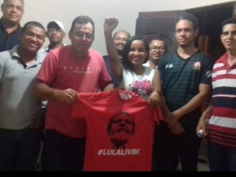 Partido Comunista do Brasil (PC do B) está de cara nova em Penedo
