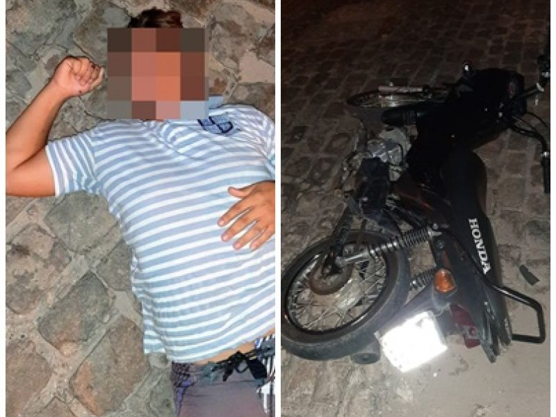 Jovem é espancado por populares após assalto no Raimundinho, em Penedo