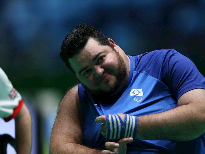 Dirceu Pinto, bicampeão paralímpico, morre aos 39 anos