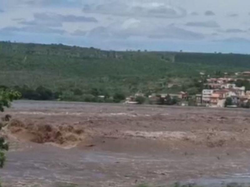 Rio São Francisco, no estado de Sergipe, tem novo aumento da vazão da Chesf