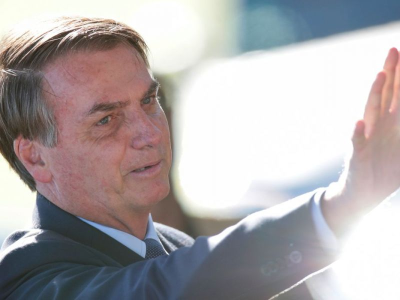 Bolsonaro espera retomada de atividades no país em até quatro meses