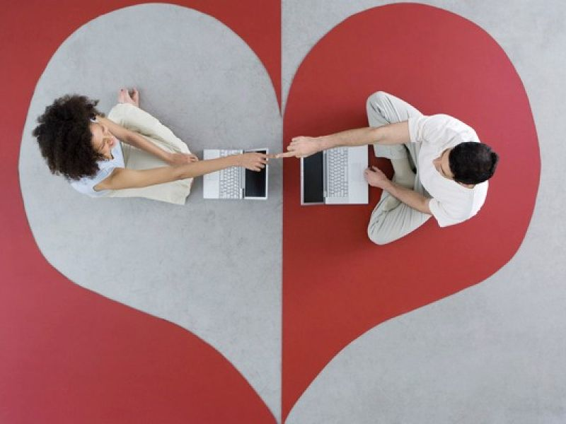 O amor se virtualizou