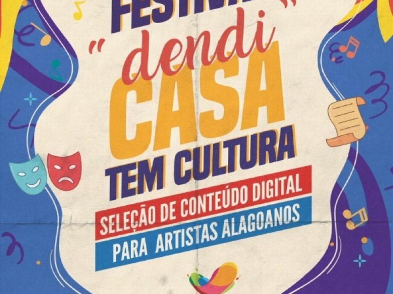 Artistas penedenses poderão se inscrever em festival a partir desta segunda (20)