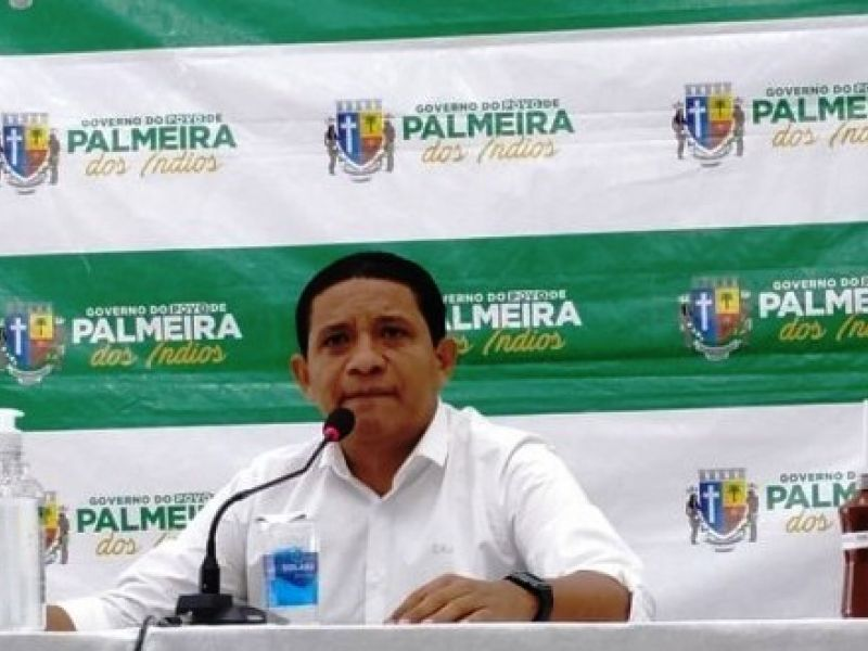 Mais um prefeito alagoano é diagnosticado com covid-19 e está em isolamento social