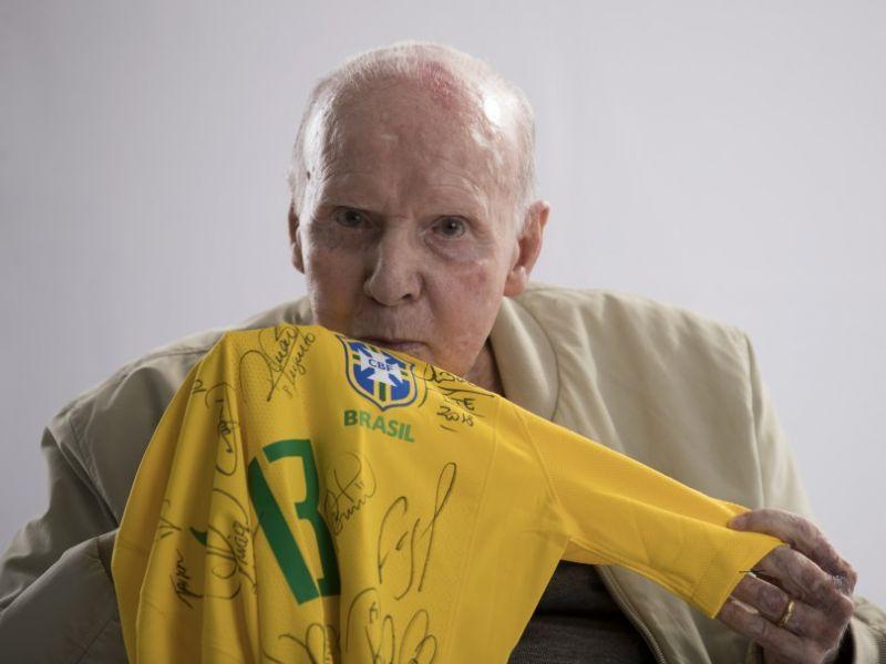 Zagallo é escolhido para o Hall da Fama do Comitê Olímpico do Brasil 2020