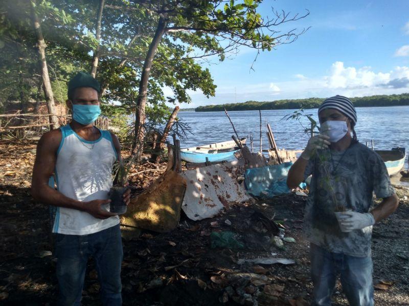 Natureza e saúde: comunidade da Laguna Mundaú constrói farmácia de plantas medicinais