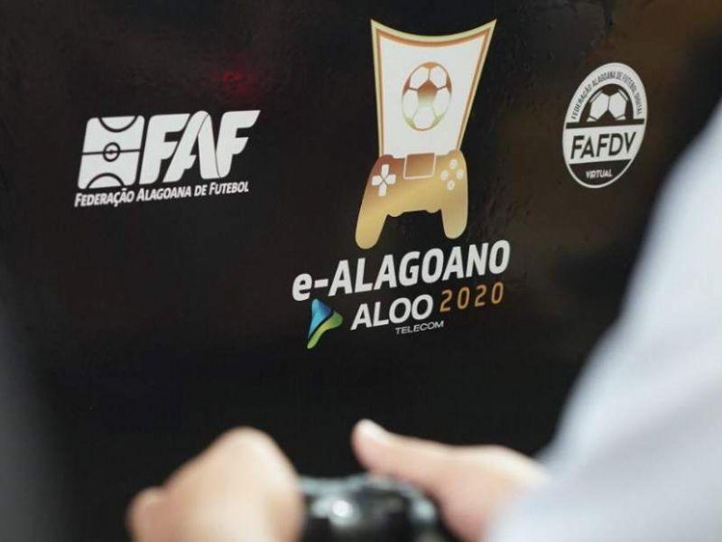 e-Alagoano Aloo Telecom retorna na terça-feira com jogos online