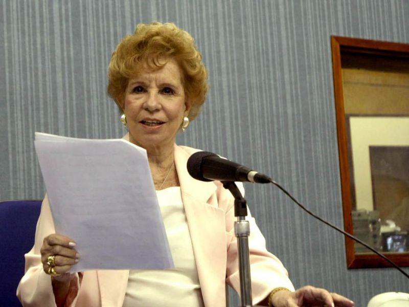 Atriz e radialista Daisy Lúcidi morre por covid-19 aos 90 anos