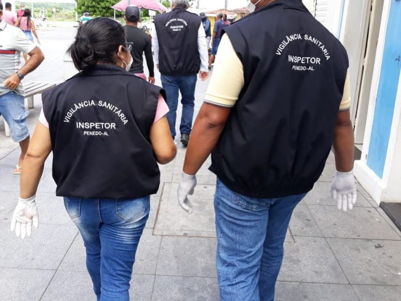 Vereadores debatem projeto relacionado à Vigilância Sanitária em Penedo