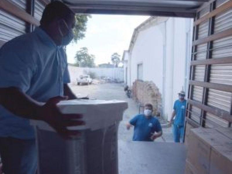 Equatorial dá apoio ao Hospital Metropolitano e doa mais equipamentos para a instituição