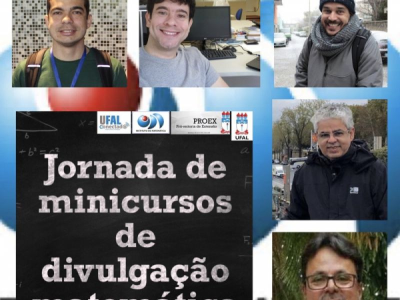 UFAL oferece mini cursos na modalidade on-line