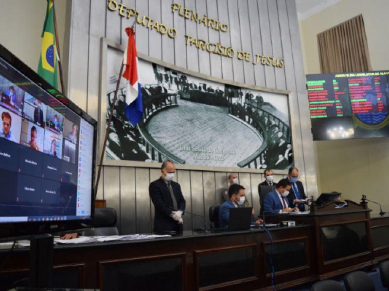 Deputados aprovam projeto que institui a Declaração Alagoana de Direitos de Liberdade Econômica