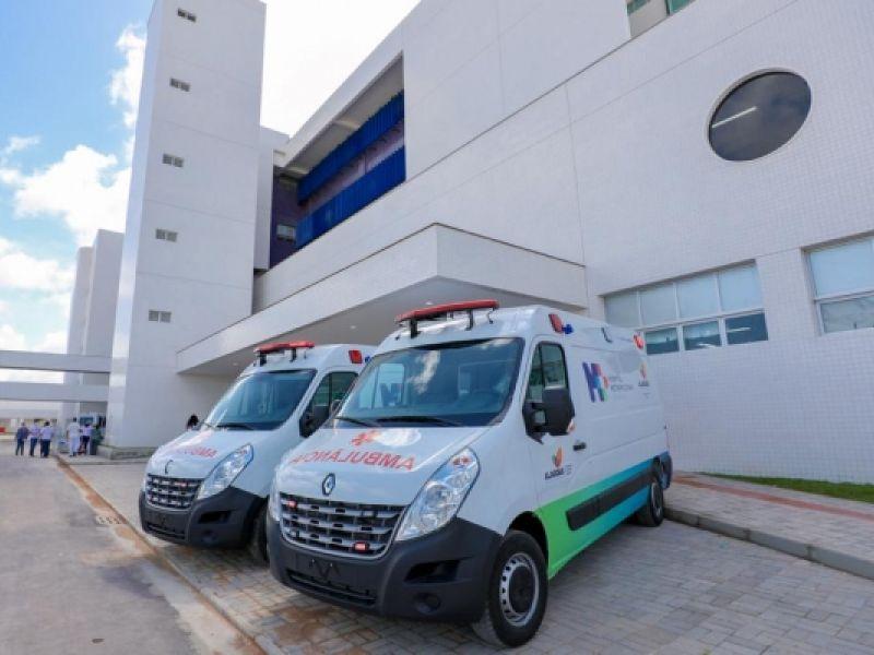 Hospital Metropolitano já tem 40% de ocupação dos leitos após 12 dias de funcionamento