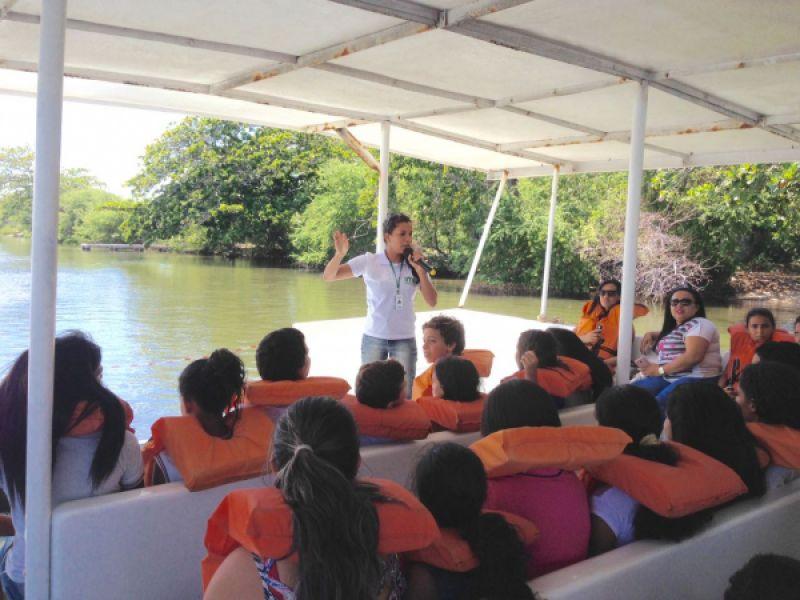 Dia Mundial do meio ambiente terá passeio virtual no barco-escola do IMA