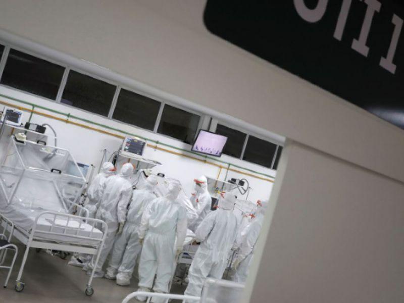 Estado de São Paulo registra 8.561 mortes por covid-19