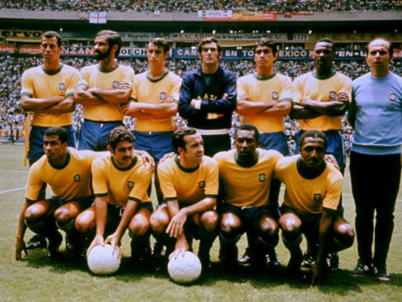 50 anos do Tri: Brasil supera a Inglaterra em jogo épico na Copa do Mundo de 1970
